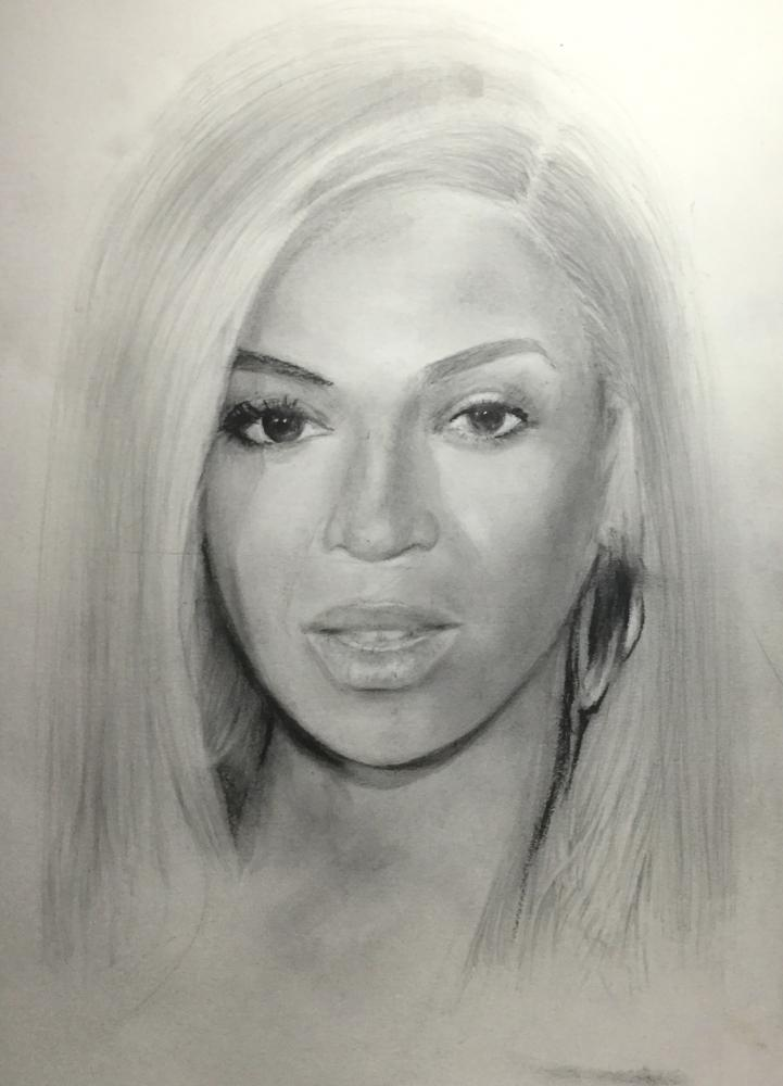 Beyonce by PapaOjam